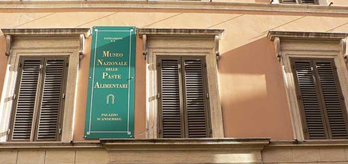 """10. Una de las curiosidades de Roma que puedes visitar es un museo dedicado por entero a """"la pasta"""". Su nombre oficial es """"Museo nazionale delle paste alimentari""""."""