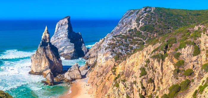 Curiosidades de Portugal, Cabo da Roca
