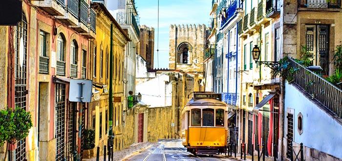 Curiosidades de Portugal, Lisboa