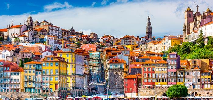 Curiosidades de Portugal, Oporto