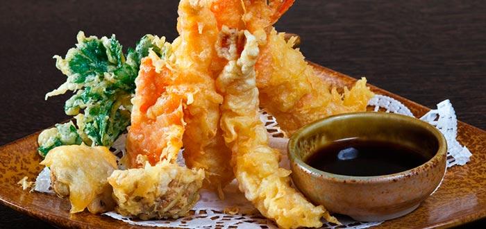 Curiosidades de Portugal, tempura
