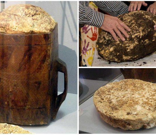 La Mantequilla del Pantano, ¿por qué la escondían hace 2.000 años?