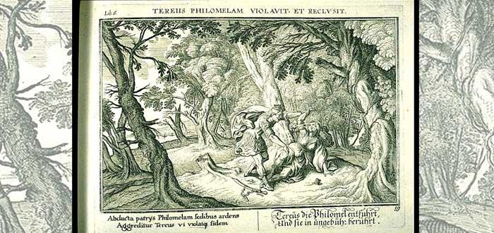 Procne y Filomela, la historia más dramática de la mitología griega