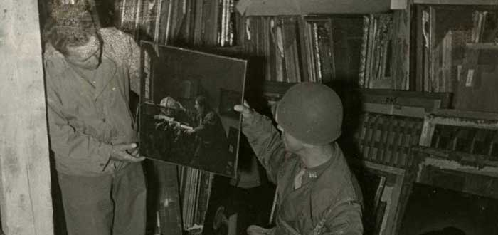 4 valiosas obras de arte rescatadas por los Monuments Men