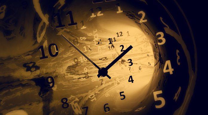tiempo se ralentiza
