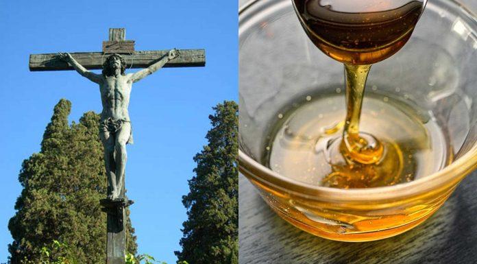 El Cristo que lloraba miel | Una historia real. ¡Descubrela!