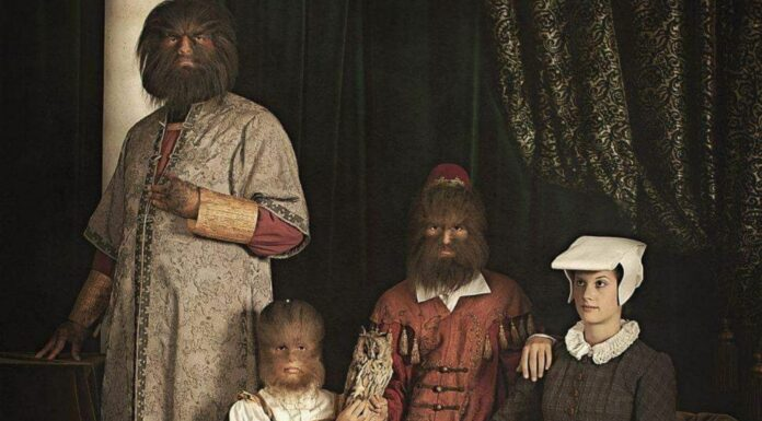Las familias más raras del mundo