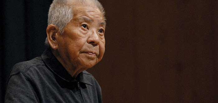 Tsutomu Yamaguchi, el único superviviente de las bombas de Hiroshima y Nagasaki