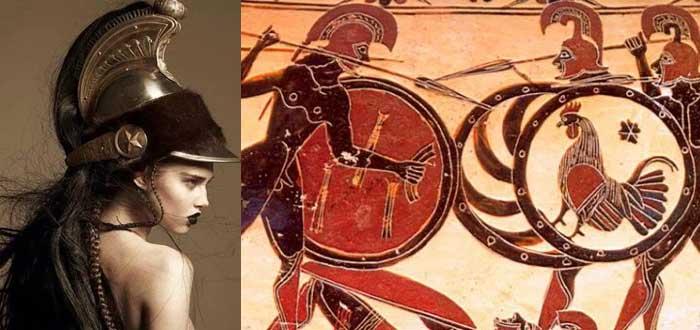 ¡ALALA! | La diosa del Grito de Guerra de la antigua Grecia