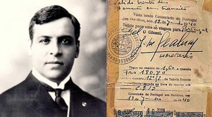 Arístides de Sousa Mendes | Salvó a más judios que Schindler. ¡Conócelo!