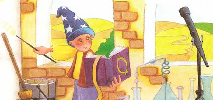 cuentos de magia