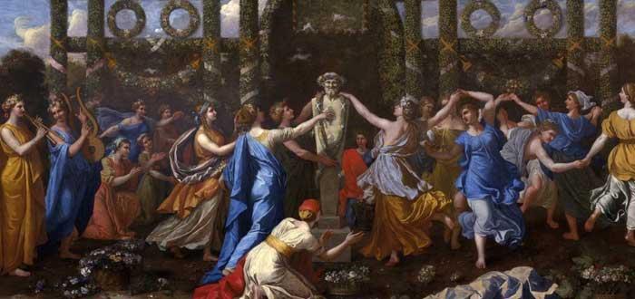 El mito de Himeneo | El dios del que proceden las palabras himno e himen
