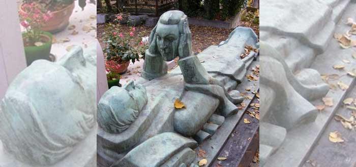 5 Tumbas o lápidas que no podrás creer que existan | Con imágenes