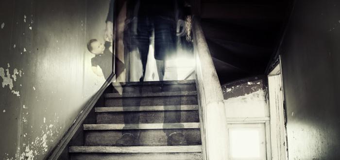ver espíritus
