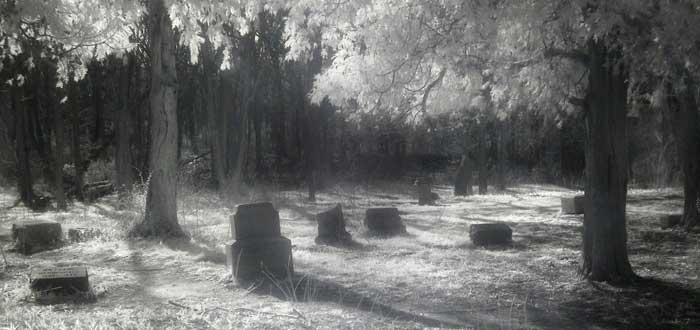 Cementerios abandonados