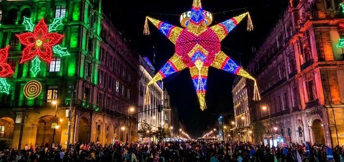 La Nochebuena y la Navidad en México