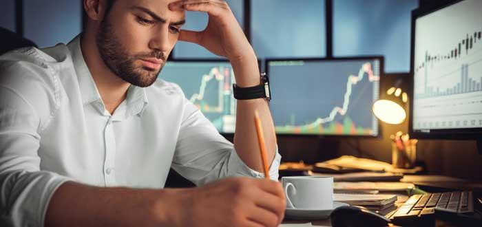 Errores más comunes de los traders novatos