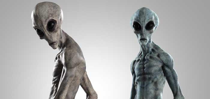 Extraterrestres grises
