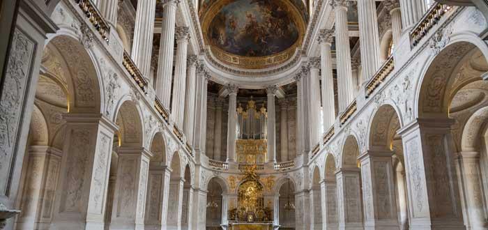 datos curiosos del palacio de versalles