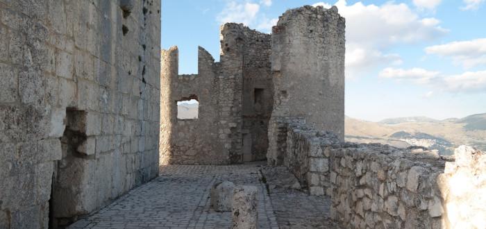 Castillos Abandonados calascio