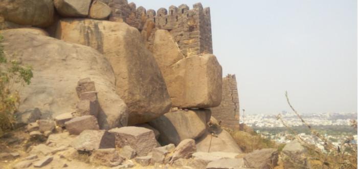 Castillos Abandonados golconda