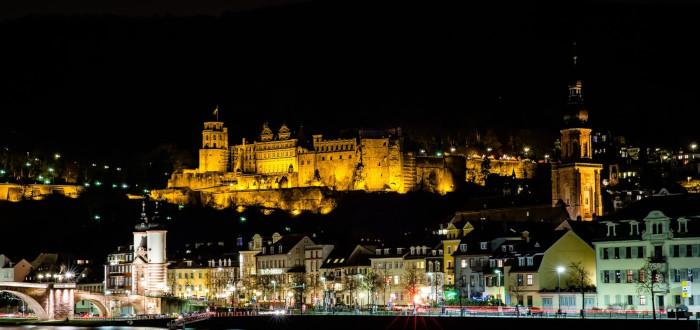 Castillos Abandonados heidelberg