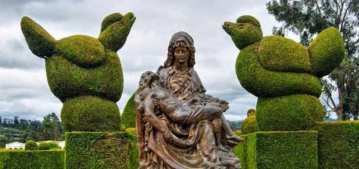 Cementerio de Tulcán | 10 Curiosidades un cementerio único