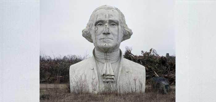 cementerio fantasma de los presidentes