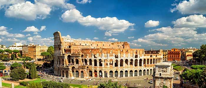 curiosidades del coliseo romano