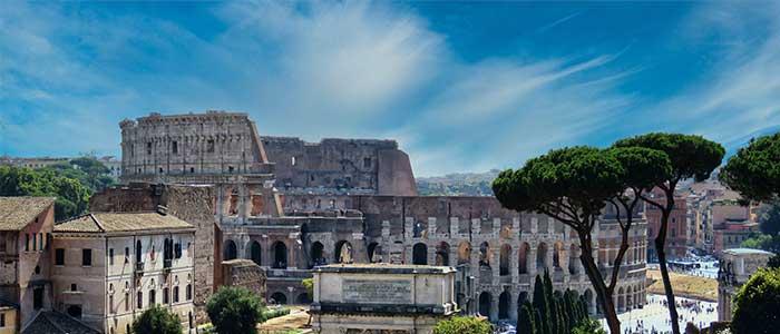 datos curiosos del coliseo romano