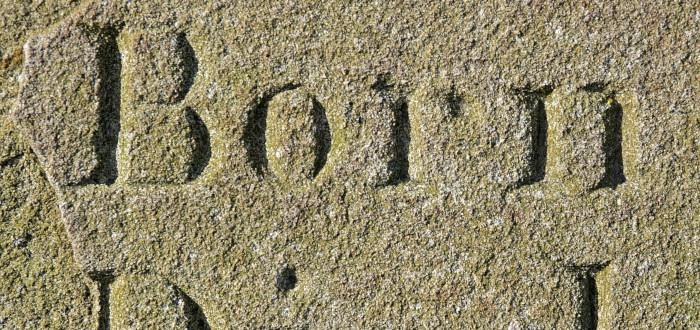 Epitafios Bonitos piedra