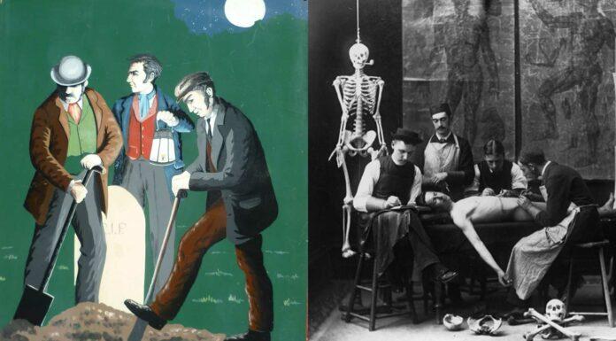 Ladrones de cuerpos | Robos de cadáveres en los cementerios del s. XIX