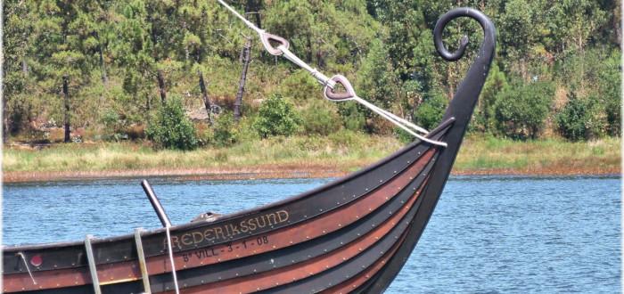 Leyendas Vikingas río
