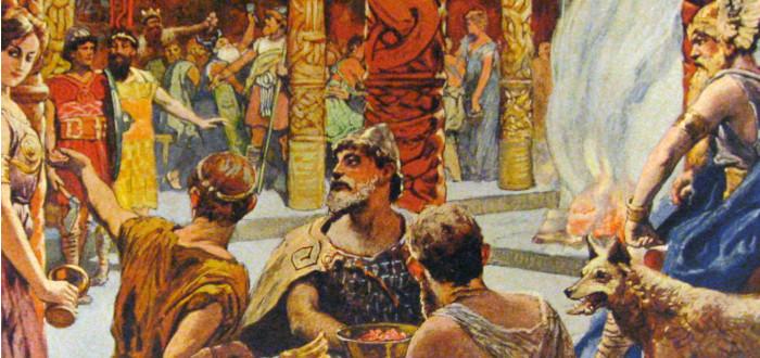 Rituales Vikingos valhalla