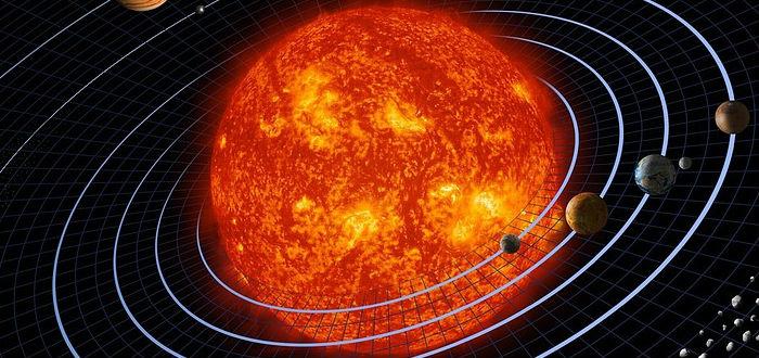 sistema solar, tormenta solar