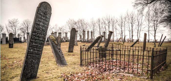 Tumbas Famosas cementerio