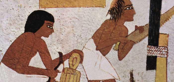 Artesanos del Antiguo Egipto