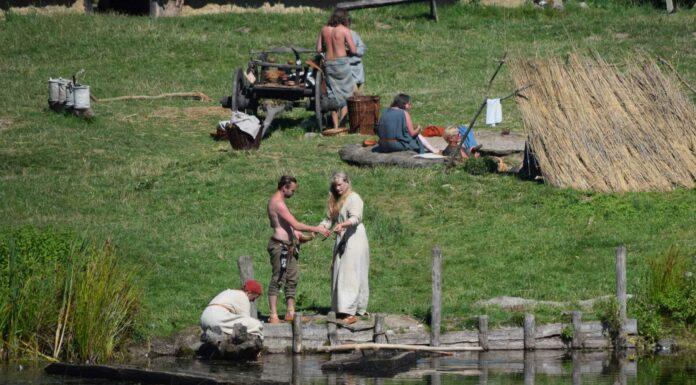 Cómo vivían los vikingos