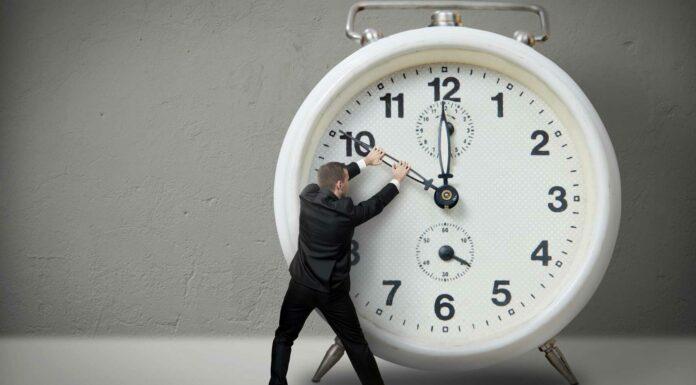 si pudiera detener el tiempo
