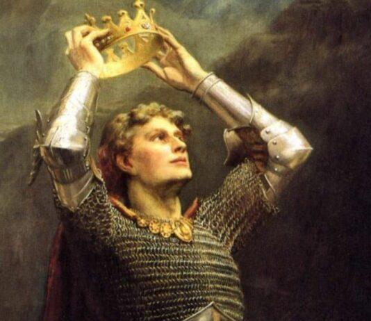 La Leyenda del Rey Arturo