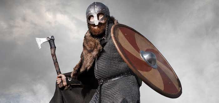 Hacha Vikinga