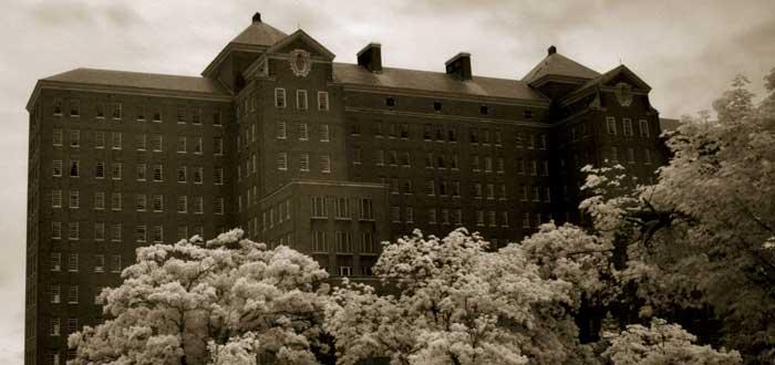 Hospitales psiquiátricos abandonados