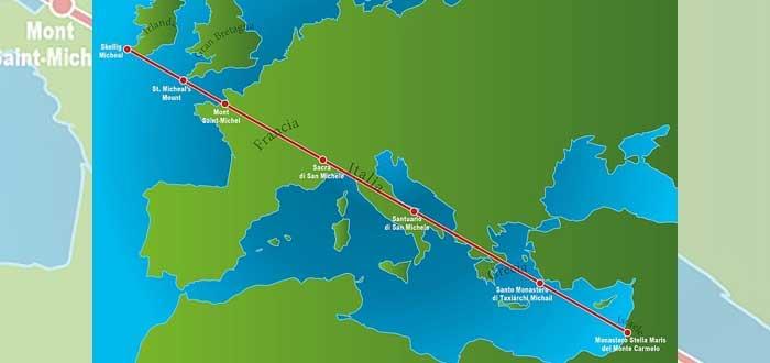 Líneas Ley | Las misteriosas alineaciones que marcan caminos ancestrales