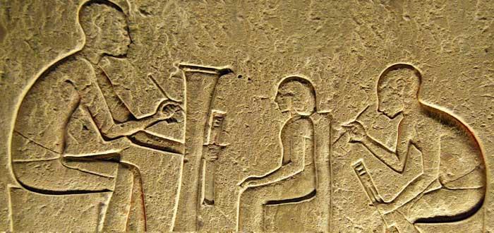 Literatura antigua egipcia