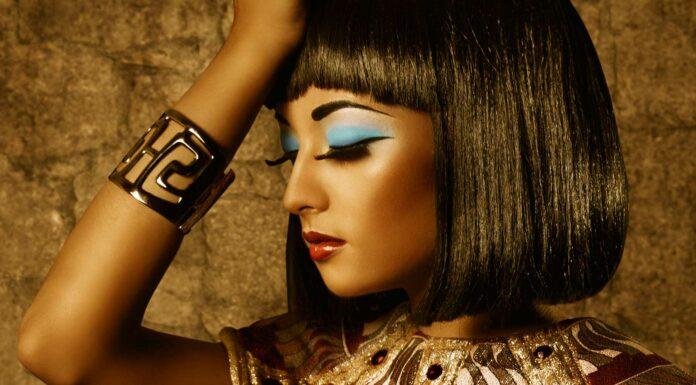maquillaje del Antiguo Egipto