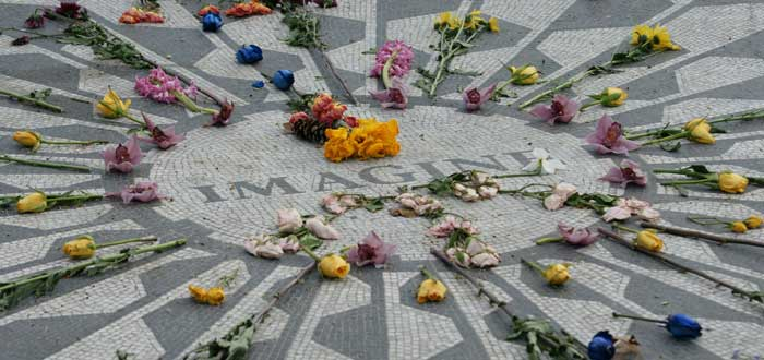 Muerte de John Lennon