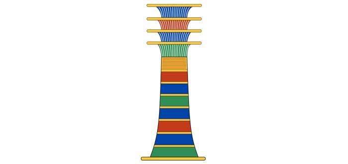 Símbolos antiguos egipcios