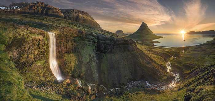 creación del hombre en la mitología nórdica