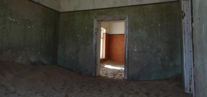 Ciudades Abandonadas Namibia