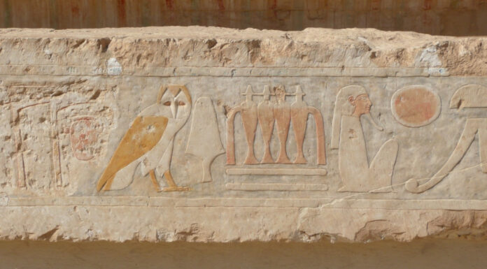 Idioma egipcio antiguo